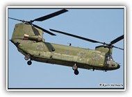Chinook RNLAF D-666 on 19 September 2008