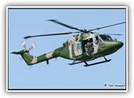 Lynx AH.7 AAC XZ203 on 19 September 2008