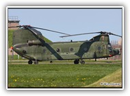 Chinook RNLAF D-664 on 22 April 2010