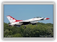 F-16C USAF Thunderbirds 1