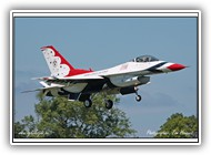 F-16C USAF Thunderbirds 4
