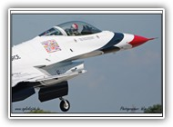 F-16C USAF Thunderbirds 5