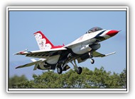 F-16C USAF Thunderbirds 7