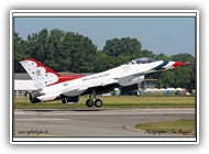 F-16C USAF Thunderbirds 8