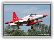 NF-5A Turkish Stars 70-3025