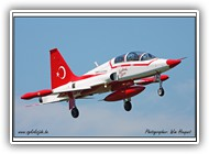 NF-5B Turkish Stars 69-4009