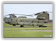 Chinook RNLAF D-106 on 10 August 2011