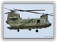 Chinook RNLAF D-664 on 02 August 2011