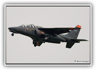 Alpha jet FAF E-119 314-FE on 07 February 2011
