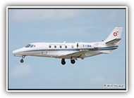 Cessna 560 Swiss Air Force T-784 on 26 May 2011
