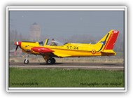 Marchetti BAF ST24 on 01 April 2014_3