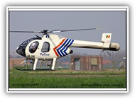 MD520N Federale Politie G-14 on 02 April 2014