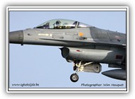 F-16AM BAF FA132 on 07 January 2013_1
