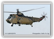 Sea King HC.4 Royal Navy ZF118 O on 13 March 2014