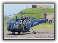 Alouette III RNLAF A-292 on 20 May 2015_1