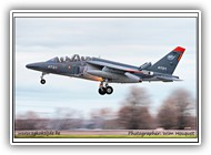 Alpha Jet BAF AT01 on 05 December 2017