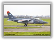 Alpha Jet BAF AT01 on 06 December 2017_3