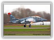 Alpha Jet BAF AT18 on 05 December 2017_3