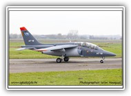 Alpha Jet BAF AT18 on 06 December 2017_4