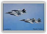 FA-18 US Navy Formation