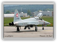 F-5F Swiss Air Force  J-3201