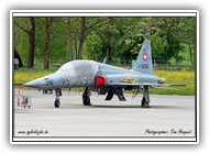 F-5F Swiss Air Force  J-3206