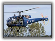 Alouette III RNLAF A-247