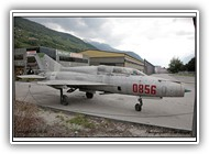 Mig 21UM Polish Air Force 0856 @ Sion