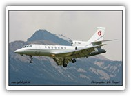 Falcon 50 Swiss Air Force T-783
