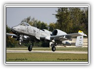 A-10C USAFE 81-0981 SP
